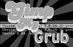 gimpmygrub